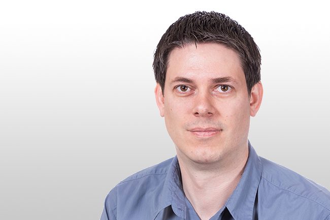 Peter Fuller - Software Development Manager