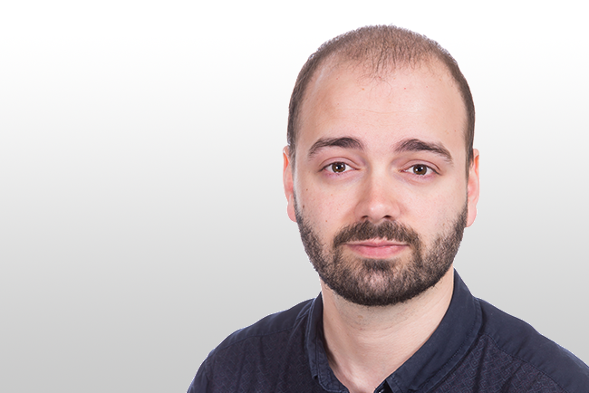 Phill Coverley - Customer Support Manager