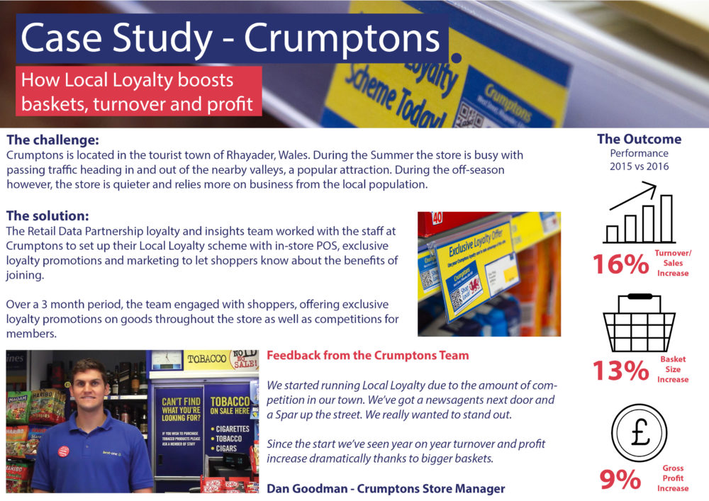 Local Loyalty Case Study - Crumptons